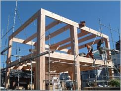 木造ラーメン構造